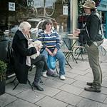 The Streets of Glastonbury