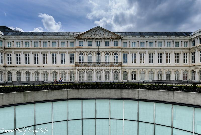 Street Photo te Brussel