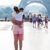 Love at the Trocadero