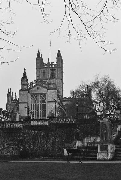 January in Bath