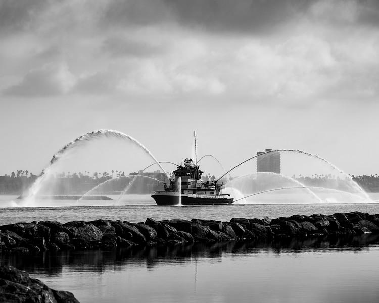 Happy Fire Boat