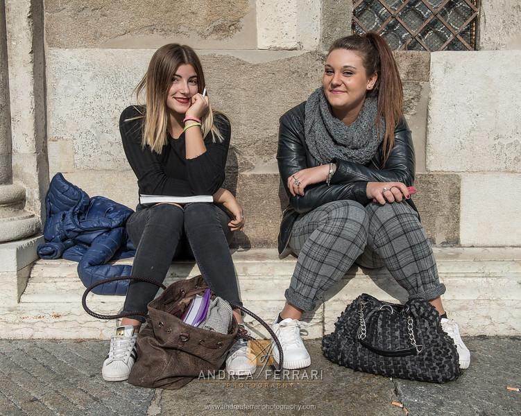 Ritratto di strada a Modena (2)