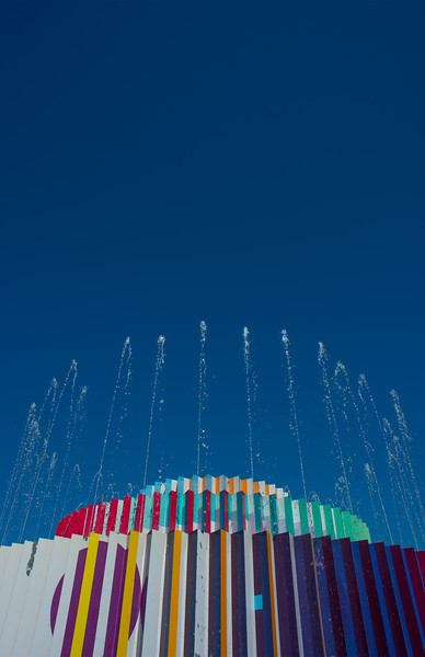 Tel Aviv Fountain