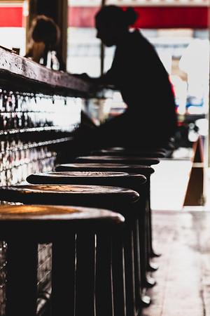 Waiting At The Bar