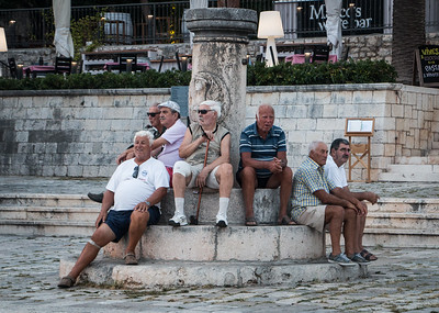the wise men of hvar