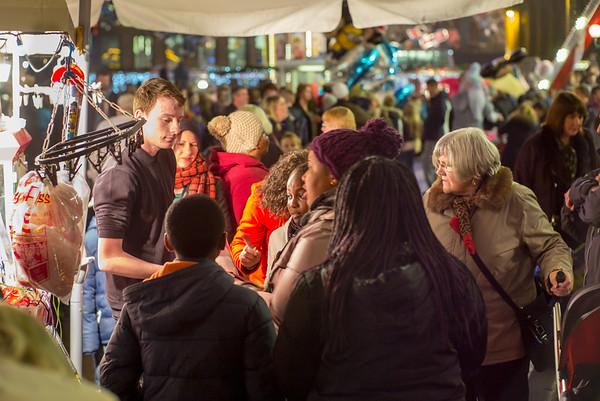 George Square Christmas Fair