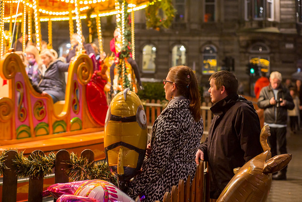 George Square Christmas Fair