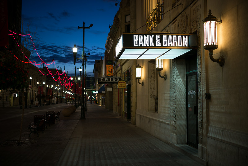 Bank & Baron