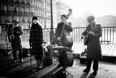 Music in Paris