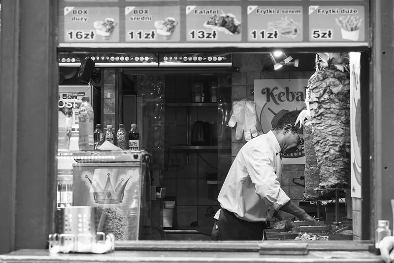 Kebab Shop