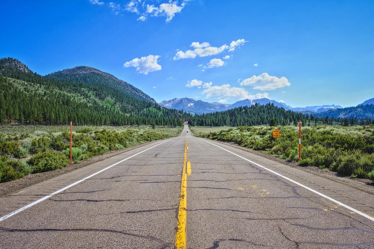 Road To June Lake
