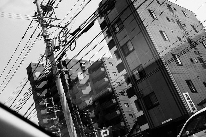 Fukuoka Through The Windshield