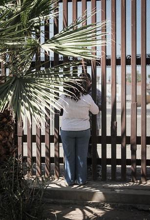 US / Mexican Border