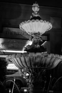 Ritz Carleton Fountain III