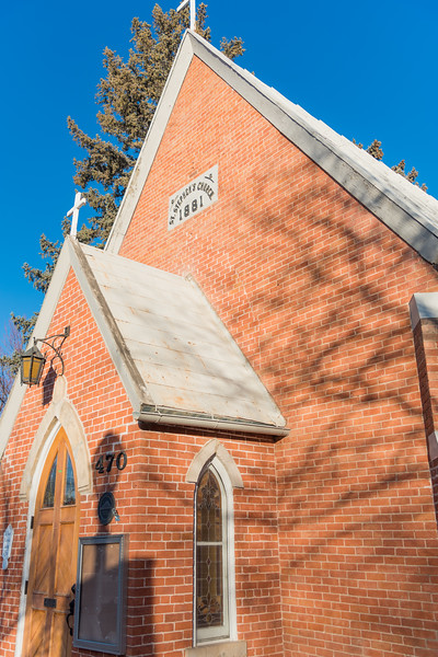 St. Stephen's Church, Longmont, Colorado