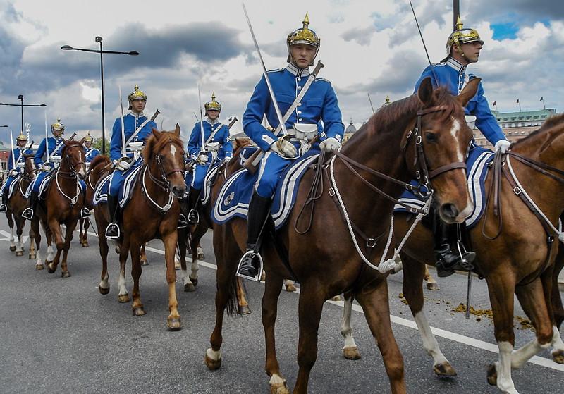 Horseback Parade