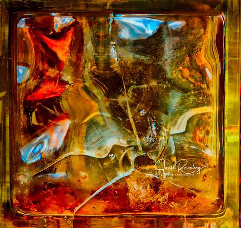 """""""Lights Through A Glass Block"""""""