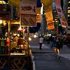 Dusk- New York, New York