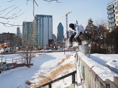 City Snowboarding