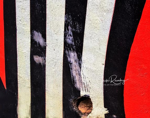 """Bethesda Street Graffiti 4"""