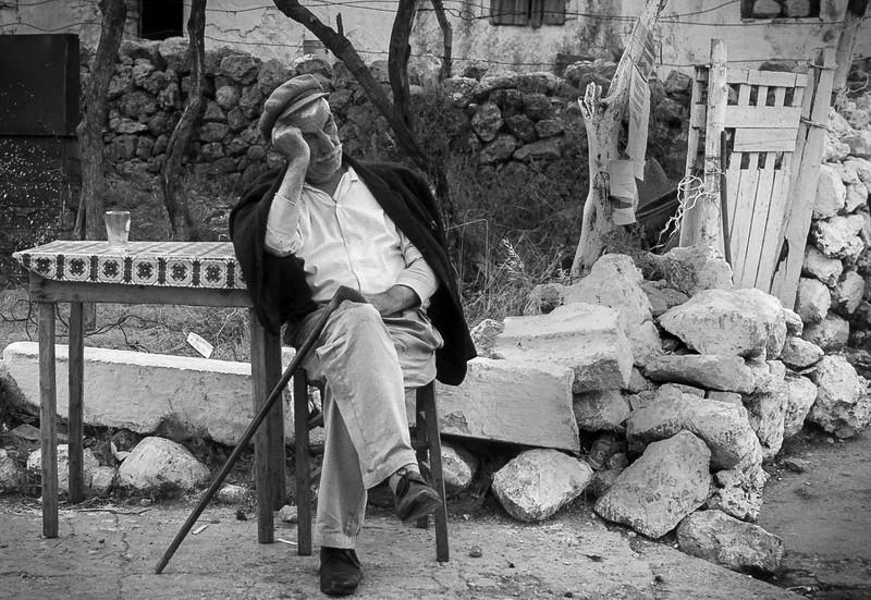 Corfu, Greece: Nothing to do.