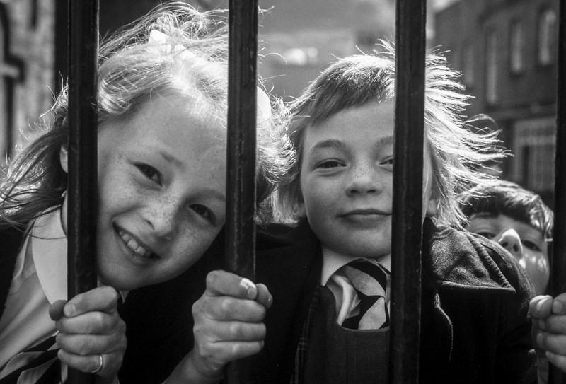 Scotland: Behind Bars.