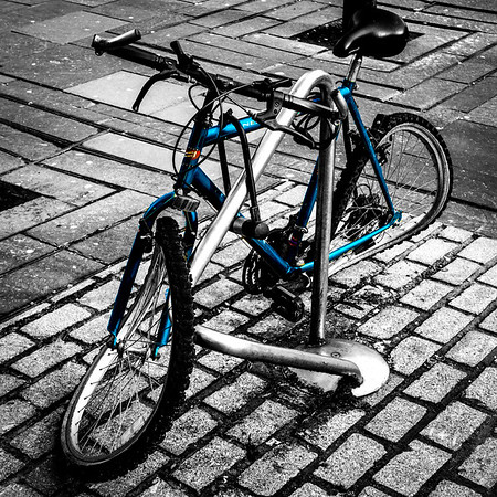 Dali's Bike