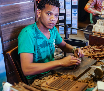 Cigar Maker, Nassau