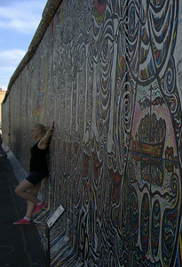 Berlin wall -- East Side Gallery