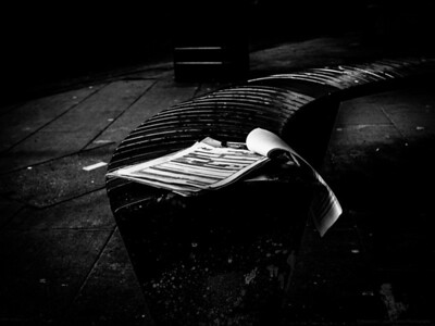 Abandoned Clipboard