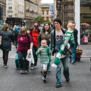 Celtic kids