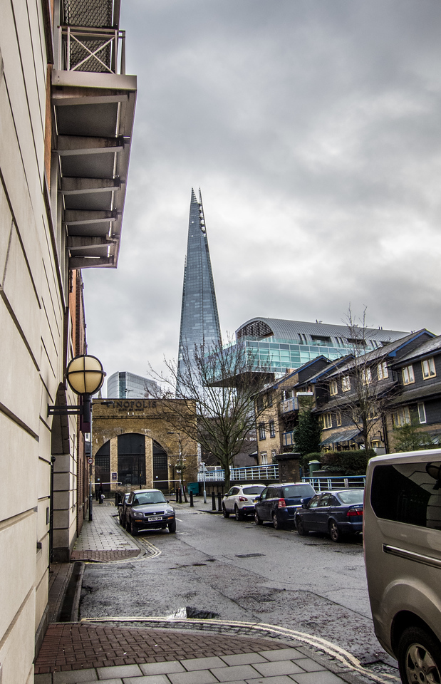 Shard in the Distance