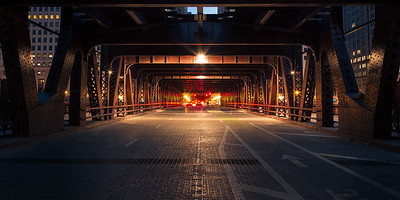 Wells Street Bridge