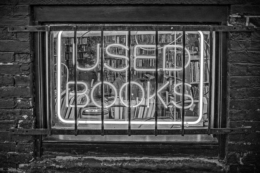 Books and Bars