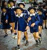 School boys in Japan