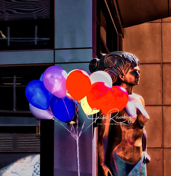"""""""Bethesda Balloon Nude"""""""