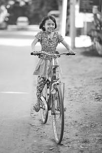 Riding joy