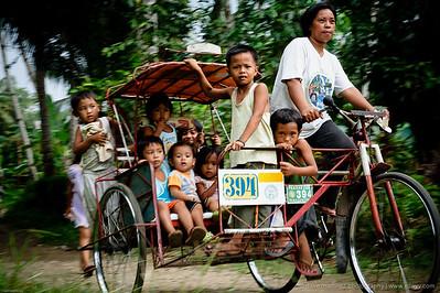 Pedicab Joyride