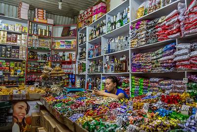Osh Bazaar || Bishkek, Kyrgyzstan  Canon EOS 6D w/ EF24-105mm f/4L IS USM: 28mm @ ¹⁄₂₅ sec, f/4, ISO 800