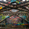 Rail Bridge Graffiti