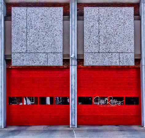 """""""Fire House Doors"""""""