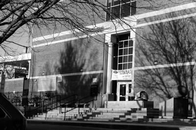 Library shadows