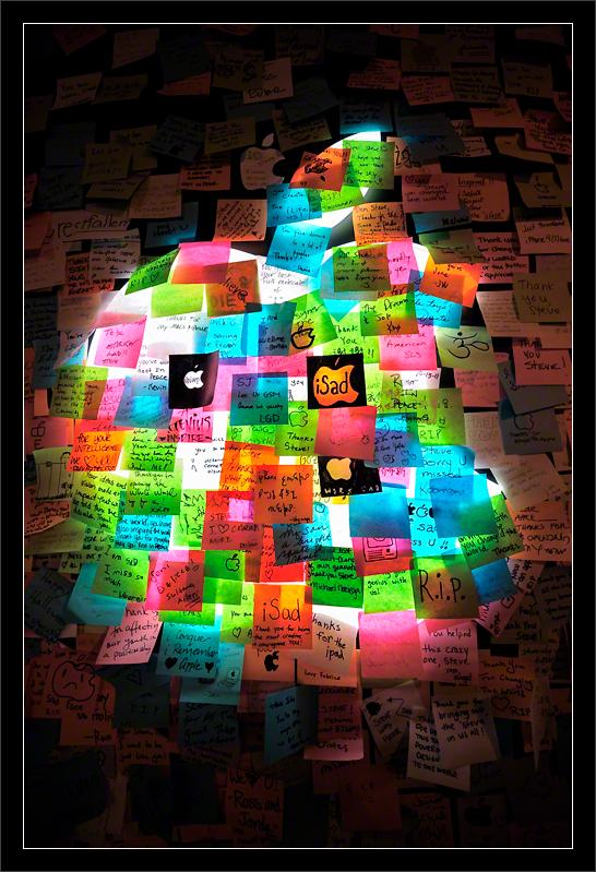 iSad Memorial Notes: Steve Jobs