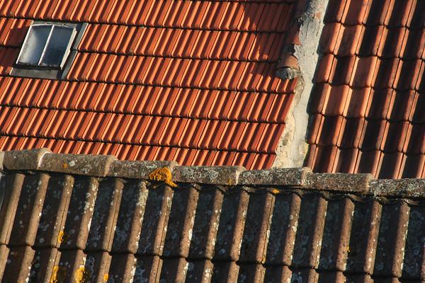 Antwerp rooftops