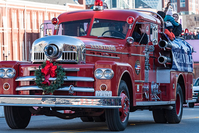From Nashville Christmas Parade