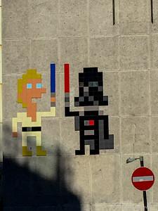 Space Invader's - 'Star Wars'