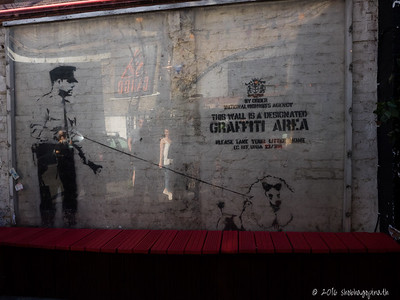 'Guard Dog' - Banksy
