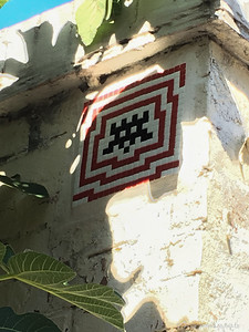 by Space Invader