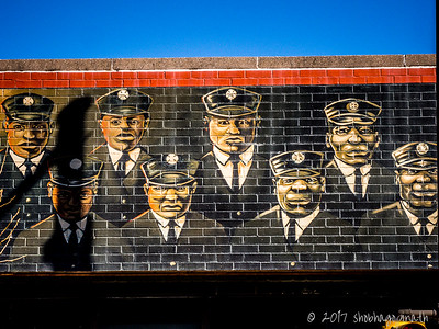 Engine 11 mural