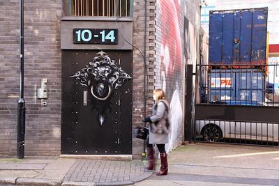 Street Art Feb 2014